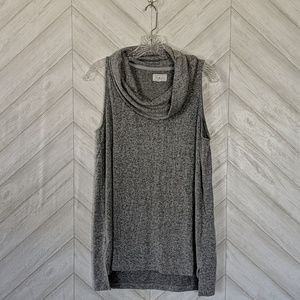Lou & Grey Cowl Neck Tunic